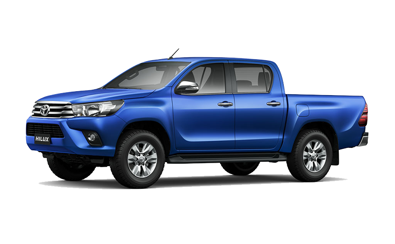 2.4GD Standard Double Cab 6-MT 4x4