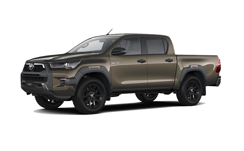 2.8GD Adventure Double Cab 6-AT 4x4