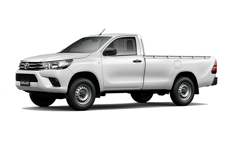 2.4GD Standard Single Cab 6-MT 4x4
