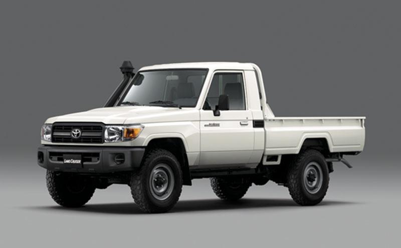 79 - PICK-UP Single Cab